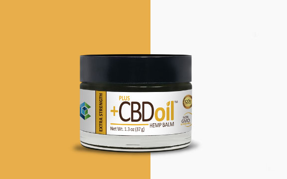 Plus CBD Oil™ Original CBD Balm