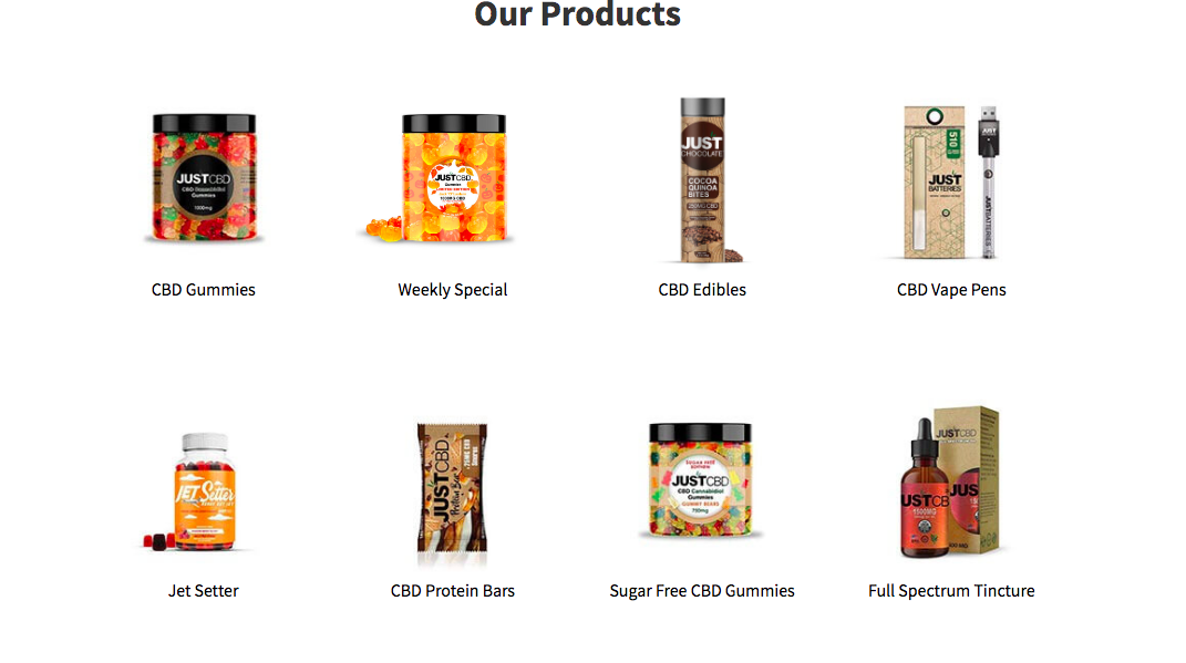 products just cbd